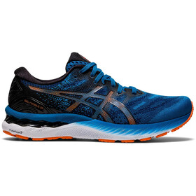 asics Gel-Nimbus 23 Shoes Men reborn blue/black